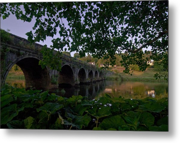 The Bridge At Inistogue Metal Print by Joe Houghton