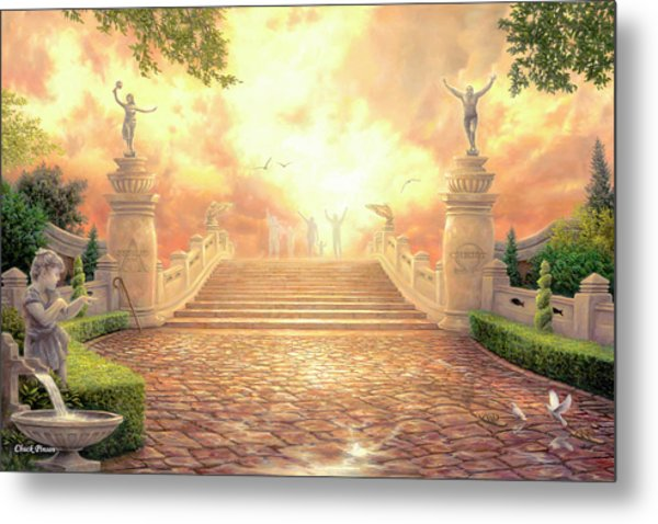 The Bridge Of Triumph Metal Print