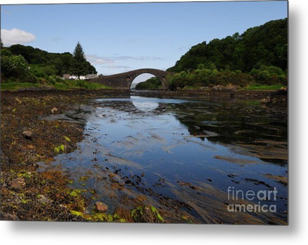 The Bridge Over The Atlantic Metal Print