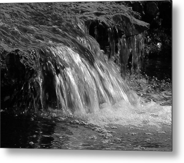 The Brook Metal Print by Audrey Venute