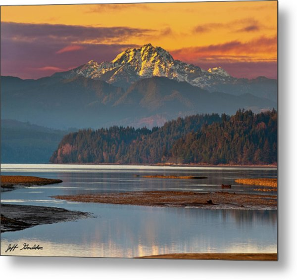 The Brothers From Hood Canal Metal Print