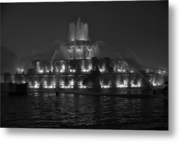The Buckingham Metal Print