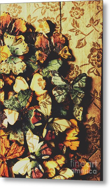The Butterfly Loft Metal Print
