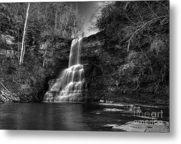 The Cascades Metal Print