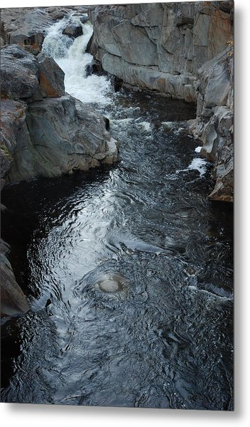 The Chasm Metal Print by Clay Peters Photography