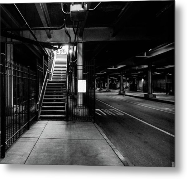 The Chi Lite Metal Print