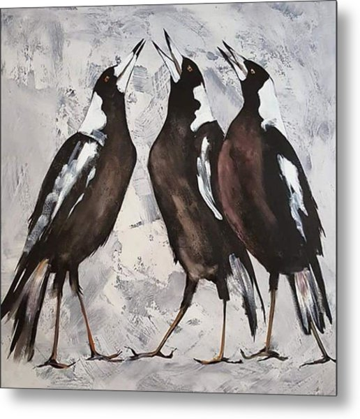 The Choir Boys Metal Print