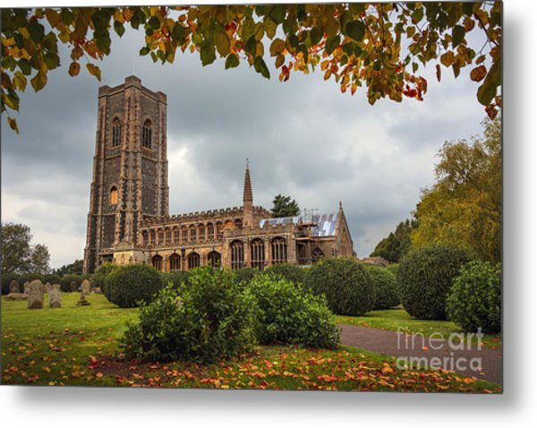 The Church Of St Peter And St Paul Metal Print