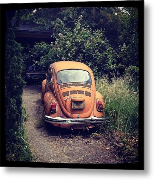 The Color Of Eugene Metal Print