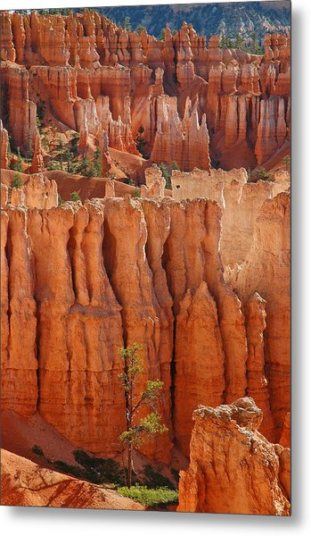 The Colors Of Bryce Canyon Metal Print