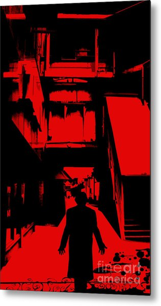 The Coming Metal Print by Jason Williams