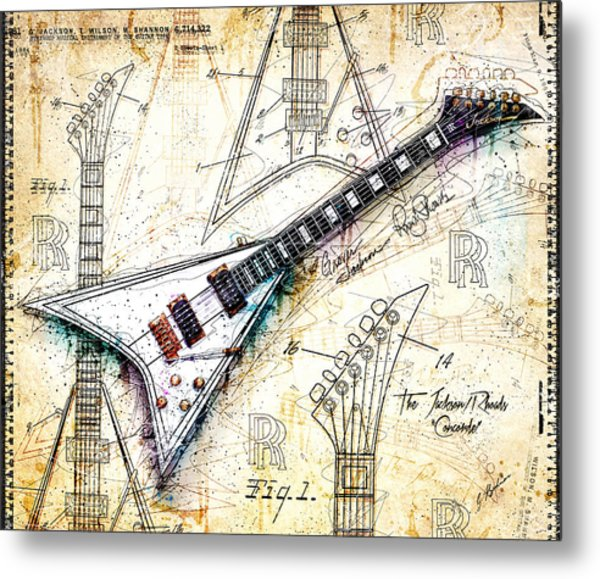 The Concorde Metal Print