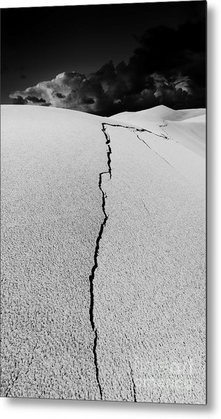 The Crack Of Dawn Metal Print