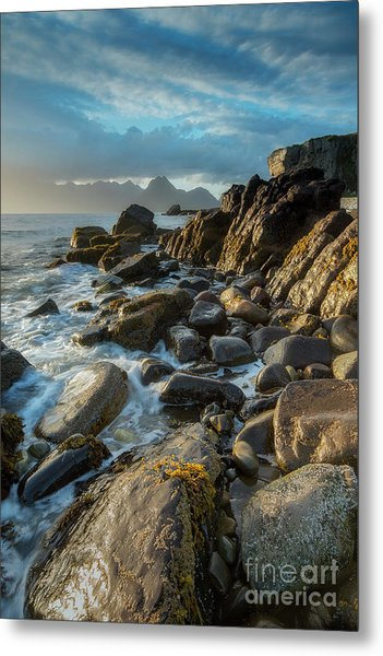 The Cuillin From Elgol Metal Print
