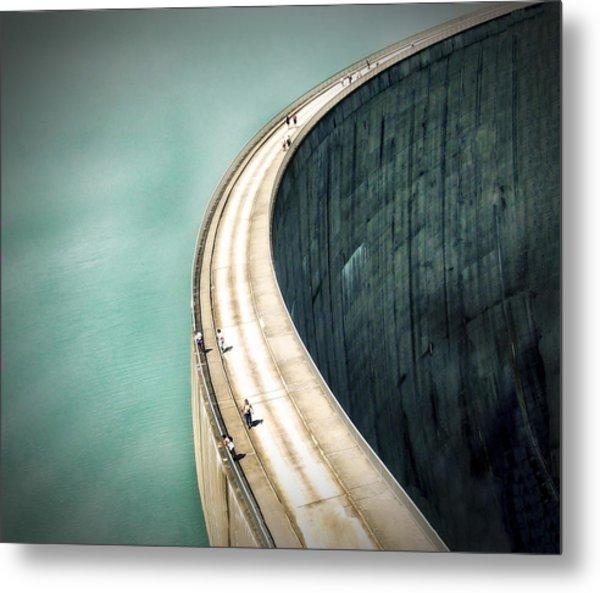 The Dam ... Metal Print