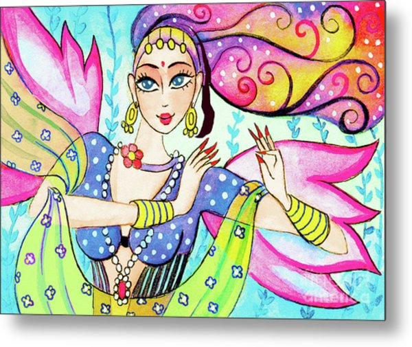 The Dance Of Pari Metal Print
