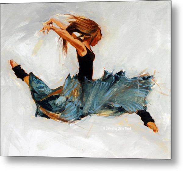 The Dancer No. 5 Metal Print