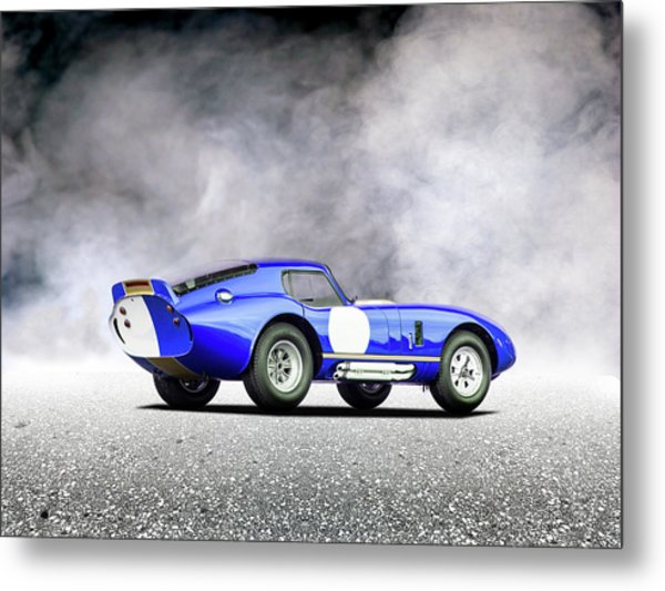 The Daytona Metal Print