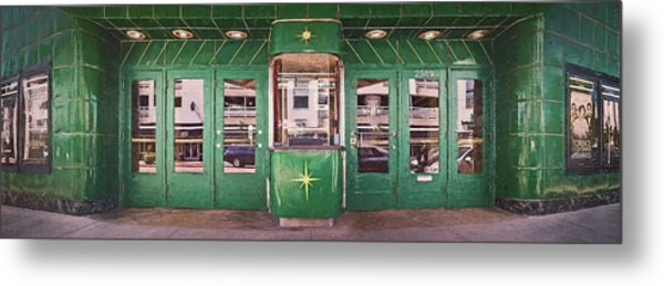 The Downer Theater 2016 Metal Print
