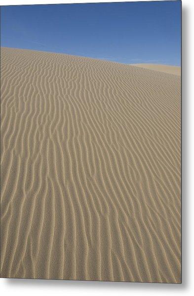 The Dune Metal Print