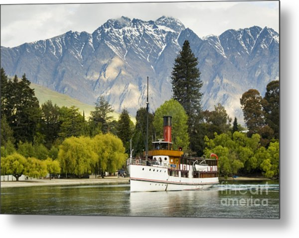The Earnslaw Metal Print