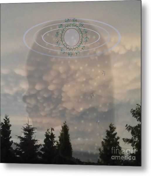 The Earth Belongs To Our Children Metal Print