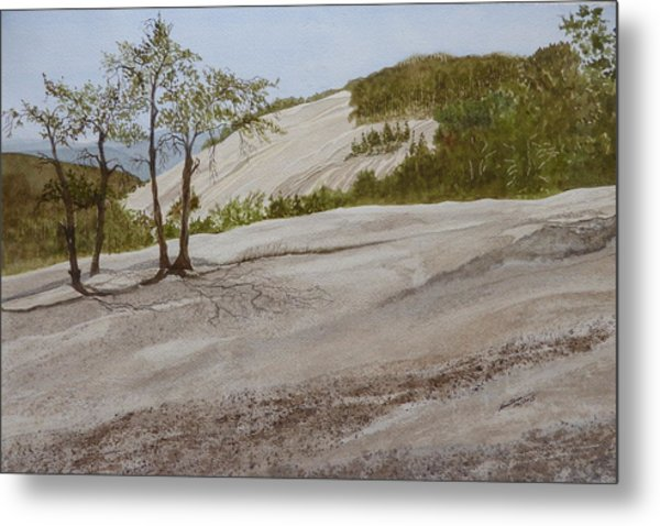 The Four Sisters Metal Print