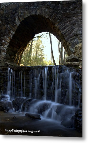 The Gateway Metal Print