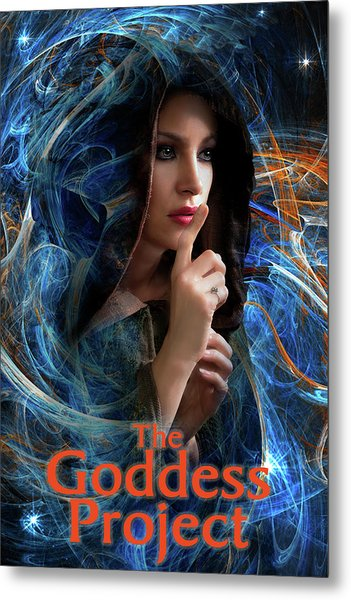 The Goddess Project Metal Print