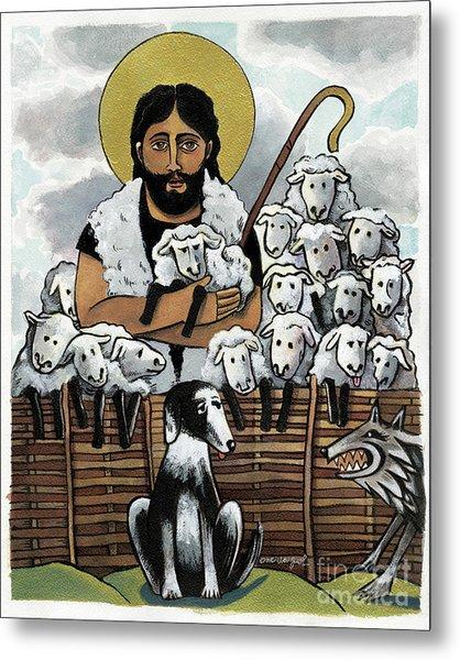 The Good Shepherd - Mmgoh Metal Print