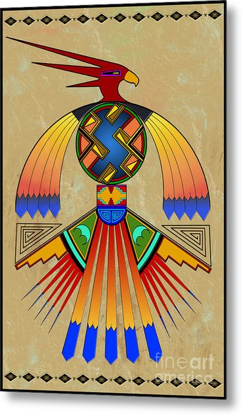 The Great Bird Spirit Metal Print