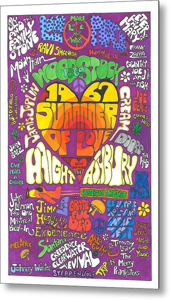 The Height Of Highness Metal Print