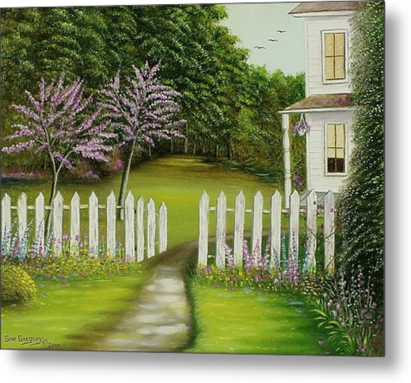 The Home Place Metal Print