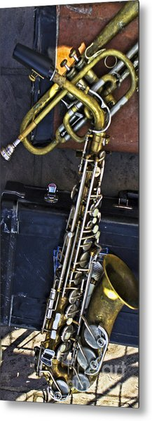 The Horns Metal Print