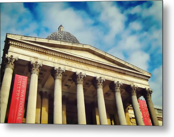 The House Of Art Metal Print by JAMART Photography