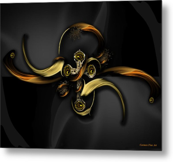 The Humble Grace Metal Print