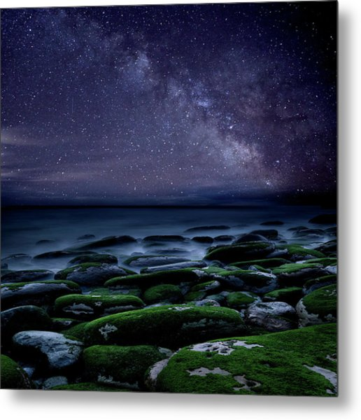 The Immensity Of Time Metal Print