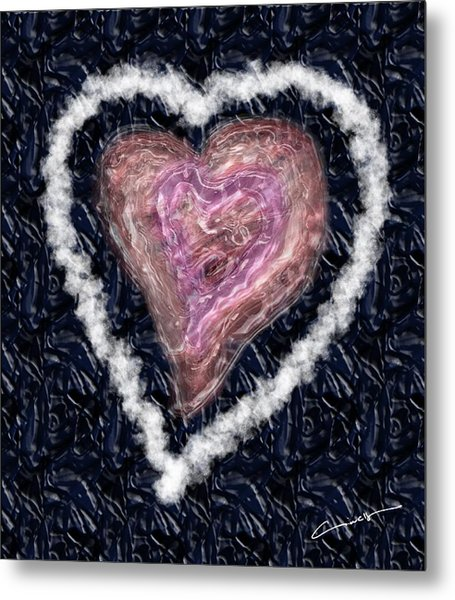 The Imperfection Of A Perfect Love Metal Print