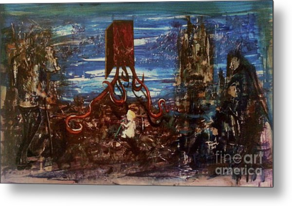 The Inhuman Condition Metal Print