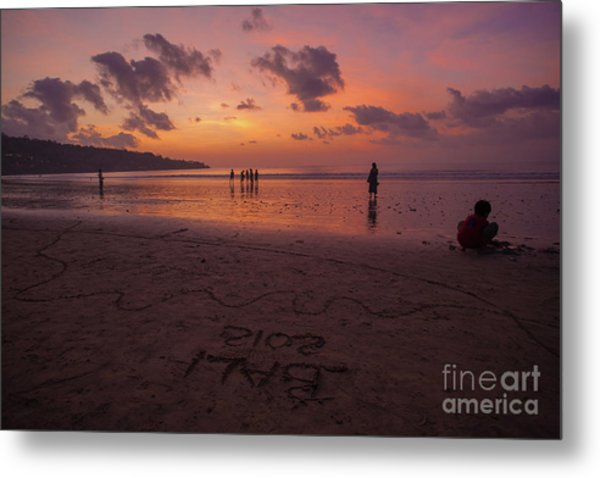 The Island Of God #15 Metal Print