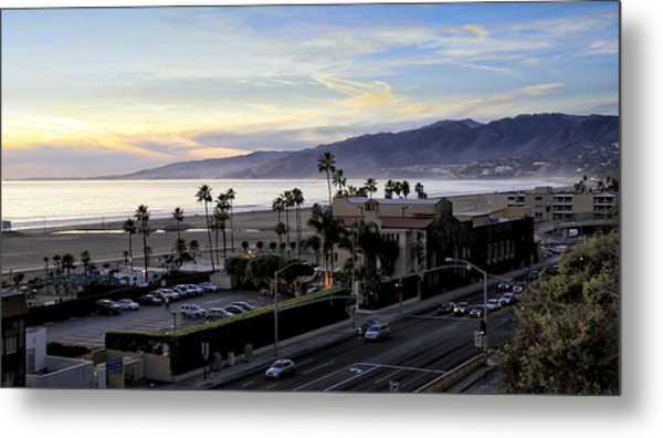 The Jonathan Beach Club Metal Print