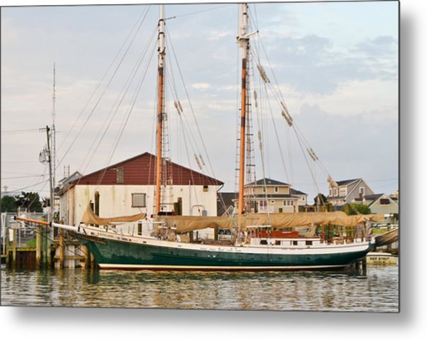 The Kaiui Ana - Ocean City Maryland Metal Print