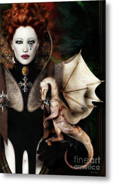 The Last Dragon Metal Print