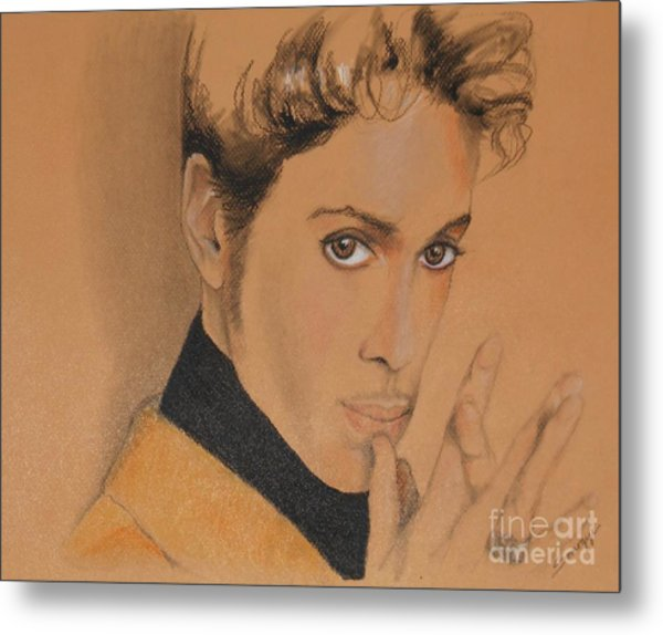 The Late Prince Rogers Nelson Metal Print