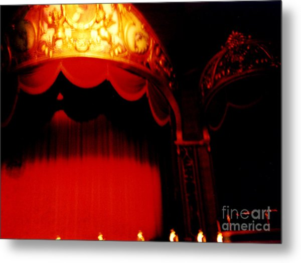 The Lights Go Down... Metal Print by Jason Williams