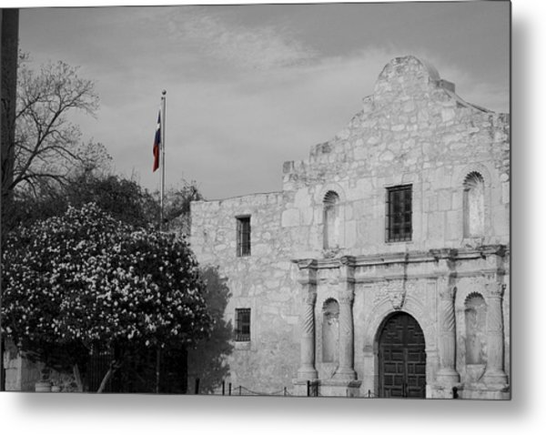 Metal Print featuring the photograph The Lone Star by Dylan Punke