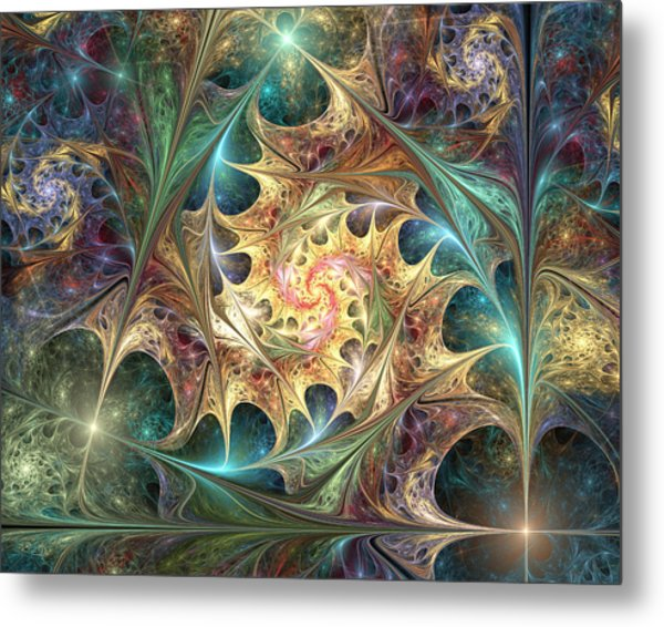 A Lovely Soul Metal Print