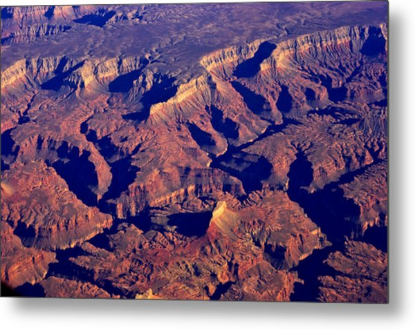 The Magnificient Grand Canyon Metal Print