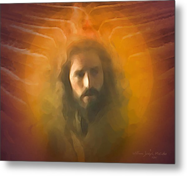 The Messiah Metal Print
