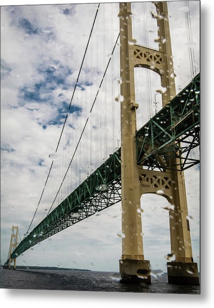 The Mighty Mac Metal Print